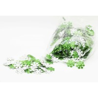 A Green Snowflakes Scatters - 25 g