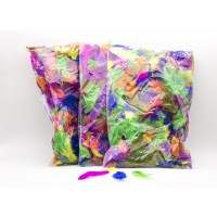 3 Pack of Colour Feathers - Only $10 -